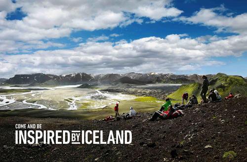Turismo in Islanda.