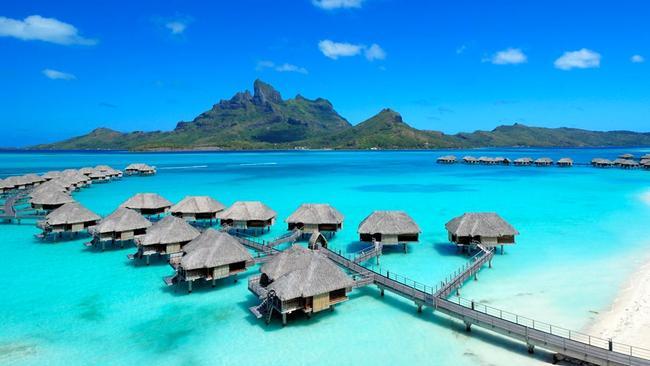 Isole Cook, resort ecologico sul mare.
