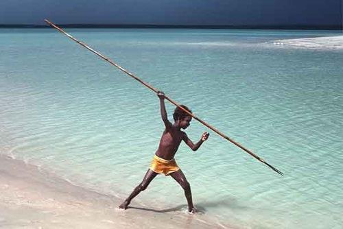 Isole Tiwi, Australia.