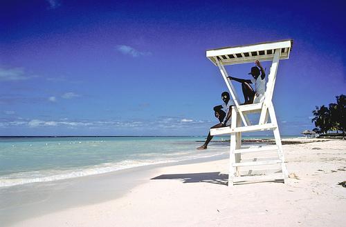 Spiaggia della Giamaica