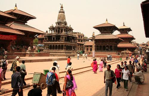 Kathmandu, capitale del Nepal