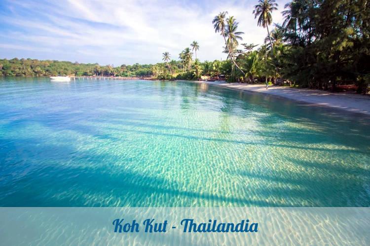 Koh Kood è un'isola perfetta per viaggiare con la famiglia in thailandia.