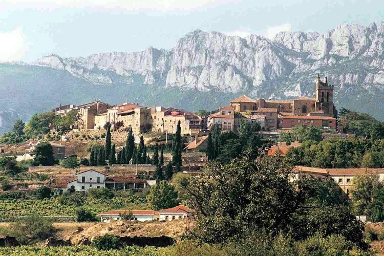 La Rioja in Spagna, per gli amanti del turismo del vino.
