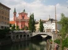 Lubiana, Slovenia