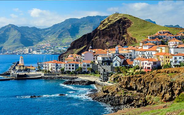 Isola di Madeira, portogallo.