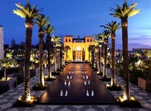 Il Four Season di Marrakech in Marocco.