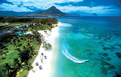 Isole Mauritius.