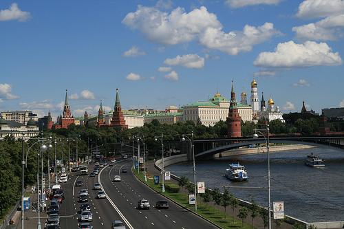 Mosca e il Cremlino