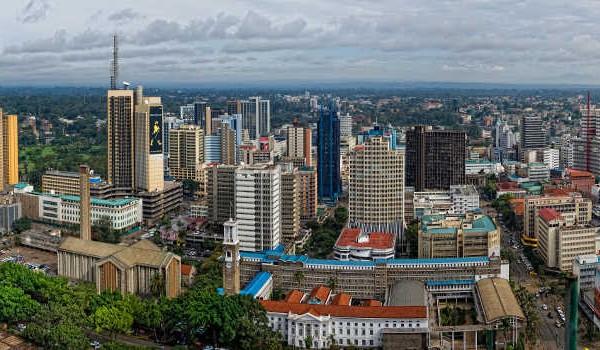 Nairobi in Kenya.