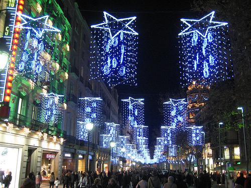 il Natale a Barcellona