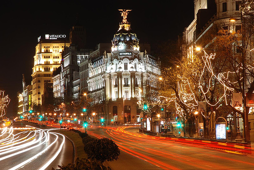 Natale a Madrid