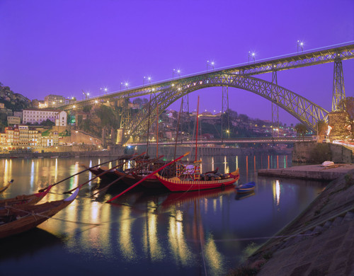 Oporto, ideale per un weekend anche a dicembre.
