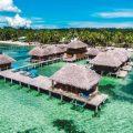 Bellissimo resort per vacanze a Bocas del Toro, Panama.