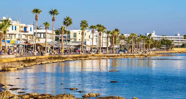 Paphos, uno dei luoghi più belli e turistici da vedere a Cipro.
