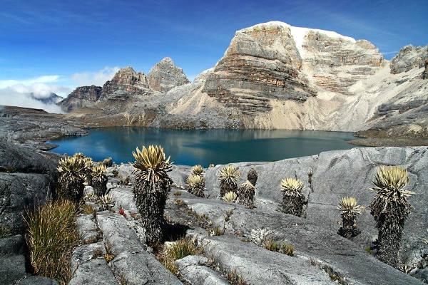 Il parco nazionale Cocuy e la sierra nevada.