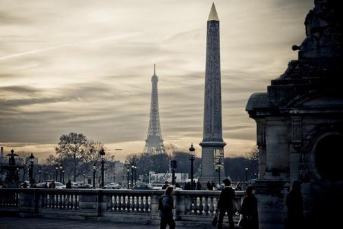 San Valentino a Parigi.