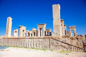 Rovine di Persepoli.
