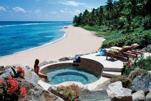 Peter Islanda, spiaggia e spa.