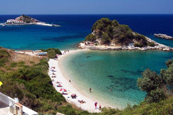 Isola di Samos, Grecia.