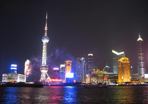 Shanghai in Cina