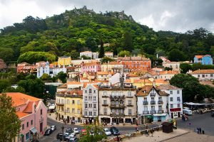 Sintra in Portogallo.