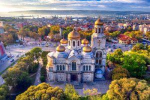Varna in Bulgaria (o Sofia?)