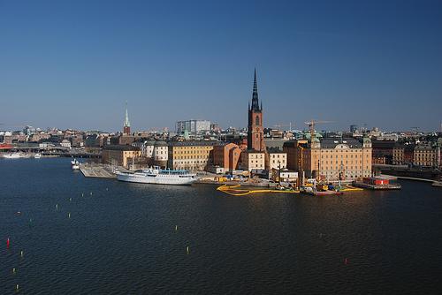 Stoccolma, la capitale svedese