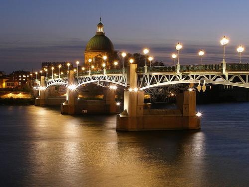 Tolosa in Francia.