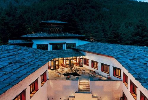 Uma Paro in Bhutan.