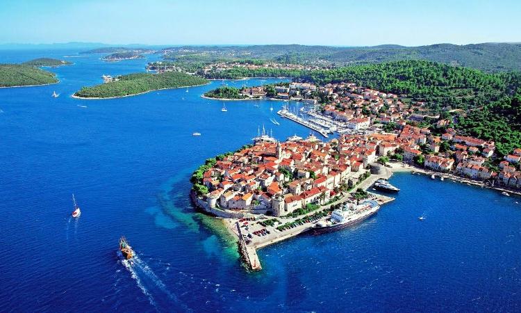 Turismo in Croazia, Vacanza in Croazia: Korcula.
