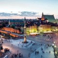 Varsavia in Polonia.