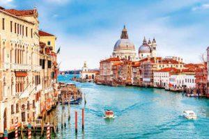 Venezia, il Canal Grande.